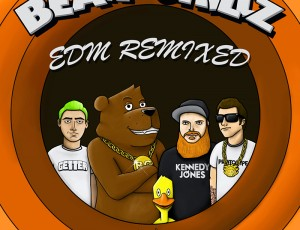 Firepower Records to Release Bear Grillz & Getter's EDM Remixed