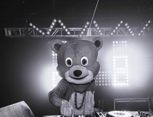 In the Firepower Hotseat with Bear Grillz