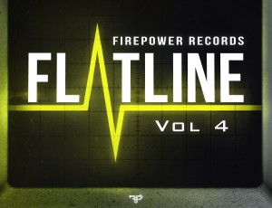 Firepower Records to Release Flatline Compilation Volume 4