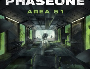 """Firepower Records to Release PhaseOne's New SIngle """"Area 51″ Featuring F3tch"""