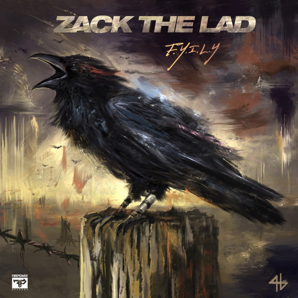 Firepower Records To Release Zack The Lad's New FYILY EP