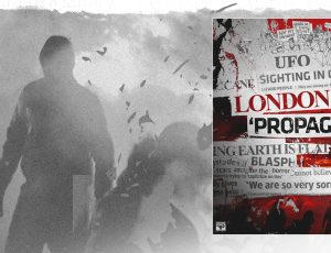 Firepower Records to Release London Nebel's Propaganda EP