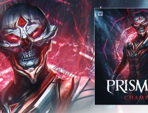 Firepower Records to release Prismatic's 'Champion' EP